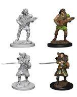 D&D Nolzur's Marvelous Miniatures: Human Bard