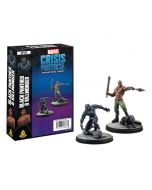 Marvel Crisis Protocol: Black Panther and Kilmonger Character Pack