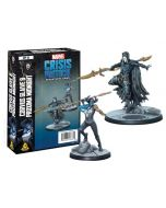 Marvel Crisis Protocol: Corvus Glaive and Proxima Midnight Character Pack