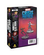 Marvel Crisis Protocol: Hawkeye & Black Widow Character Pack