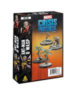 Marvel Crisis Protocol: Ant-Man and Wasp Character Pack
