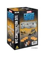 Marvel Crisis Protocol: NYC Construction Site Terrain Pack