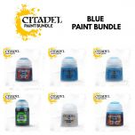 Blue Paint Bundle