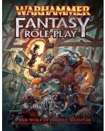 Warhammer Fantasy Roleplay Rulebook
