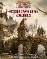 Warhammer Fantasy Roleplay: Gamemaster's Screen