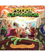 Potion Explosion: the 5th Ingredient