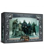 A Song of Ice and Fire: Stark Heroes box 1