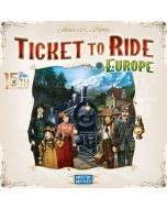 Ticket to Ride: Europe: 15th Anniversary Edition