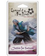 Legend of the Five Rings: The Card Game: Justice for Satsume