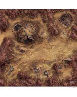 Star Wars: Legion: Desert Junkyard Gamemat