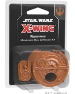 X-Wing Second Edition: Resistance Maneuver Dial Upgrade Kit