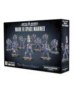 Warhammer 40k: Adeptus Adstartes: Mark III Space Marines