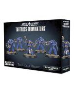 Warhammer 40k: Adeptus Adstartes: Tartaros Terminators
