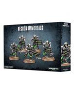 Warhammer 40k: Necron Immortals / Deathmarks