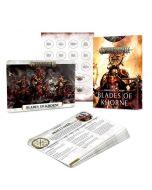 Warhammer AoS: Blades of Khorne: Warscroll Cards (2019)