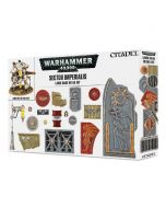 Warhammer 40k: Sector Imperialis: Large Base Detail Kit