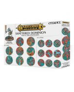Warhammer AoS: Shattered Dominion 25 & 32mm Round Bases