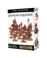 Warhammer Age of Sigmar: Start Collecting! Khorne Bloodbound