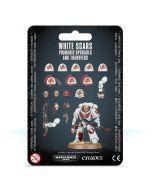 Warhammer 40k: White Scars Primaris Upgrades & Transfers