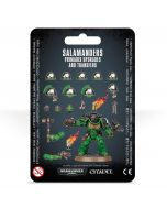 Warhammer 40k: Salamanders: Primaris Upgrades and Transfers