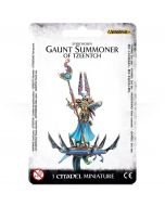 Warhammer AoS: Gaunt Summoner On Disc Of Tzeentch