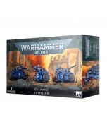 Warhammer 40k: Space Marines: Outriders