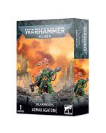 Warhammer 40k: Salamanders: Adrax Agatone