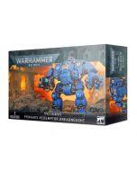 Warhammer 40k: Space Marines: Primaris Redemptor Dreadnought