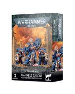 Warhammer 40k: Space Marines: Marneus Calgar with Victrix Honour Guard