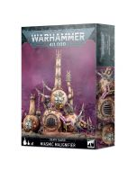 Warhammer 40k: Death Guard: Miasmic Malignifier