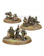 Warhammer 40k: Astra Militarum: Cadian Heavy Weapon Squad