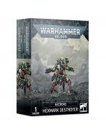 Warhammer 40k: Necrons: Hexmark Destroyer