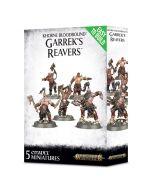 Warhammer AoS: Khorne Bloodbound: Easy To Build Garrek's Reavers