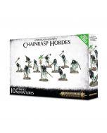 Warhammer AoS: Nighthaunt: Easy to Build Chainrasp Hordes