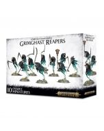 Warhammer AoS: Nighthaunt: Grimghast Reapers