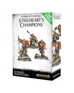 Warhammer AoS: Stormcast Eternals: Easy To Build Steelheart's Champions