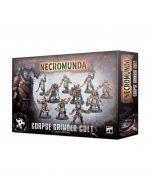 Necromunda: Corpse Grinder Cult Gang