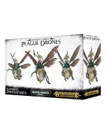 Warhammer: Daemons of Nurgle: Plague Drones of Nurgle