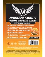 Yucatan Narrow Card Sleeves - Premium