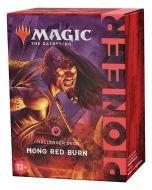 Magic The Gathering: Pioneer Challenger Decks 2021: Mono Red Burn