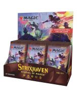 Magic the Gathering: Strixhaven: School of Mages Set Booster Box