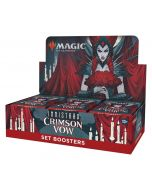 Magic The Gathering: Innistrad: Crimson Vow: Set Booster Box