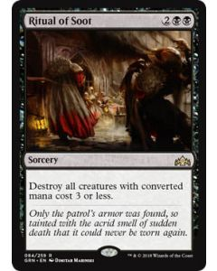 Guilds of Ravnica: Ritual of Soot