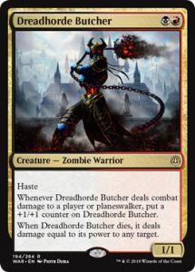 War of the Spark: Dreadhorde Butcher