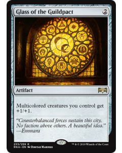 Ravnica Allegiance: Glass of the Guildpact