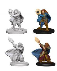 D&D Nolzur's Marvelous Miniatures: Dwarf Wizard 2