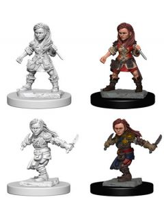 D&D Nolzur's Marvelous Miniatures: Halfling Rogue 2