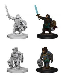 D&D Nolzur's Marvelous Miniatures: Dwarf Paladin 2
