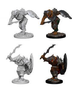 D&D Nolzur's Marvelous Miniatures: Dragonborn Fighter
