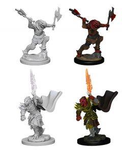 D&D Nolzur's Marvelous Miniatures: Dragonborn Fighter 2